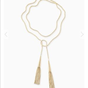 Kendra Scott Phara Necklace In Gold